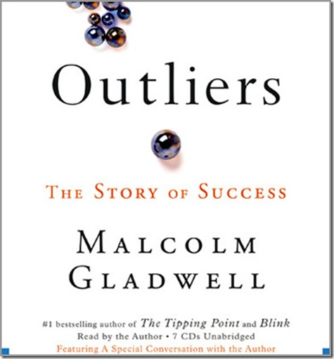 Outliers-Malcolm-Gladwell-unabridged-compact-discs-Hachette-Audio-books